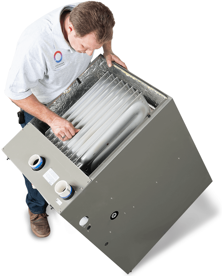 Heating and Air Conditioning Services in Porter Ranch, California - Technician 4