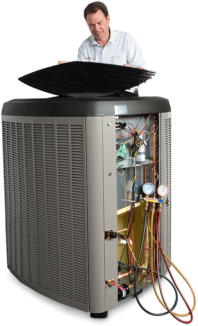 Heating and Air Conditioning Services in Porter Ranch, California - Technician 2