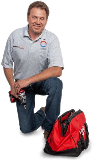 Heating and Air Conditioning Services in Pacific Palisades California - Technician 4