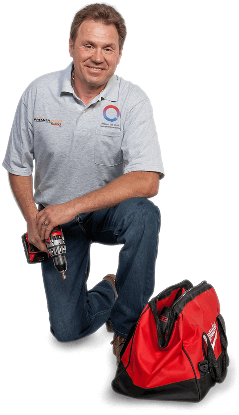 Heating and Air Conditioning Services in Santa Clarita, California - Technician 3