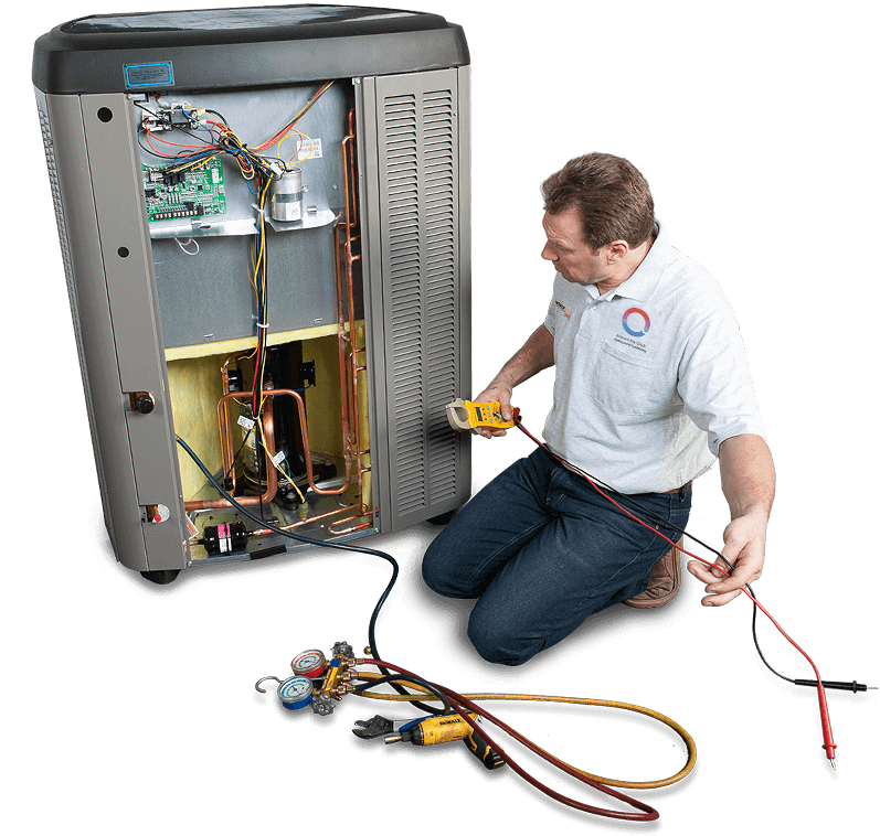 Heating and Air Conditioning Services in Glendale, California - Technician 3