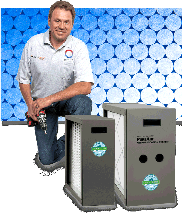 Heating and Air Conditioning Services in Santa Clarita, California - Technician 5